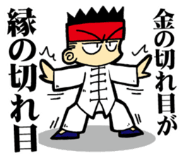 luohan quan shaolin kung fu sticker #5010567