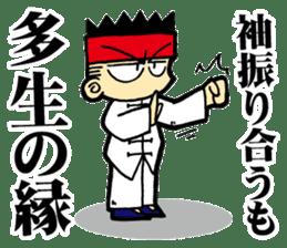 luohan quan shaolin kung fu sticker #5010576