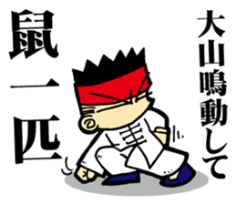 luohan quan shaolin kung fu sticker #5010577