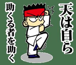 luohan quan shaolin kung fu sticker #5010579