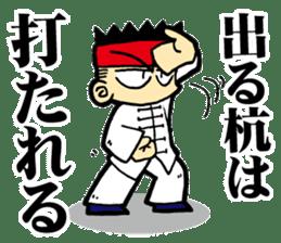 luohan quan shaolin kung fu sticker #5010580