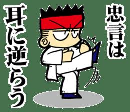 luohan quan shaolin kung fu sticker #5010581