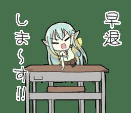 """MoeSticker""""Kitakubu"""" sticker #5020853"""