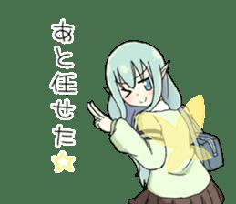 """MoeSticker""""Kitakubu"""" sticker #5020855"""