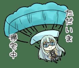 """MoeSticker""""Kitakubu"""" sticker #5020858"""