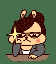 Squishy Squirrel sticker #5026236