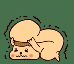 Squishy Squirrel sticker #5026263