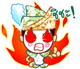 Likeh - Thai adorable sticker set sticker #5035086