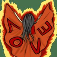 God's Beloved Daughter sticker #5035758