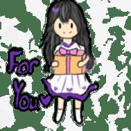 God's Beloved Daughter sticker #5035765