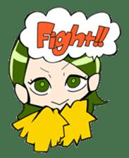 Cheer UP!!LOICX GIRLS sticker #5036015