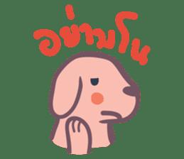 Docky & Molly TH02 sticker #5036464