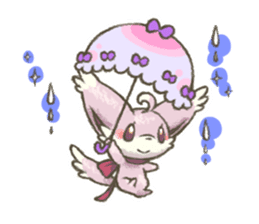 kitsunepun sticker #5037037