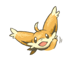 kitsunepun sticker #5037047