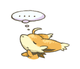 kitsunepun sticker #5037051