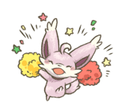 kitsunepun sticker #5037067