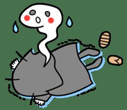 Awaji-ningyo characteres sticker #5038356