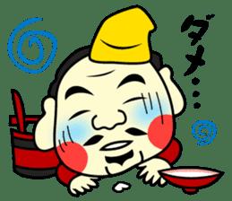 Awaji-ningyo characteres sticker #5038361