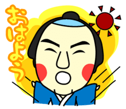 Awaji-ningyo characteres sticker #5038364