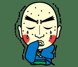 Awaji-ningyo characteres sticker #5038379