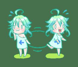 Lie-chan sticker #5042479
