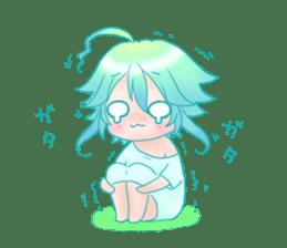 Lie-chan sticker #5042482