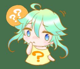 Lie-chan sticker #5042489