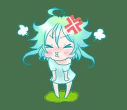 Lie-chan sticker #5042497