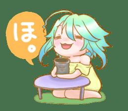 Lie-chan sticker #5042499
