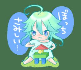 Lie-chan sticker #5042506