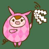 Good-luck PIGs sticker #5043142