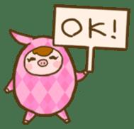 Good-luck PIGs sticker #5043143