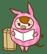 Good-luck PIGs sticker #5043147