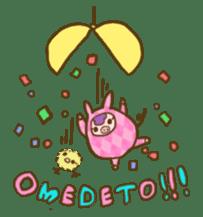 Good-luck PIGs sticker #5043153