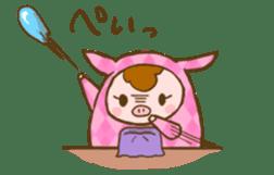 Good-luck PIGs sticker #5043155