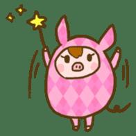 Good-luck PIGs sticker #5043157