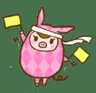 Good-luck PIGs sticker #5043165
