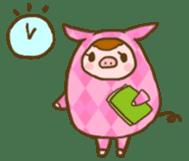 Good-luck PIGs sticker #5043169