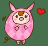 Good-luck PIGs sticker #5043174