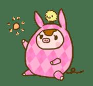 Good-luck PIGs sticker #5043181