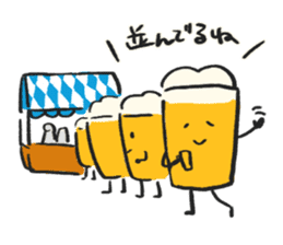 Oktoberfest Japan Original Sticker sticker #5045875
