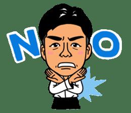 Ryu sticker #5046282