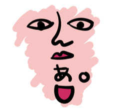 kawaii a life style sticker sticker #5048081