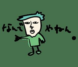 kawaii a life style sticker sticker #5048088