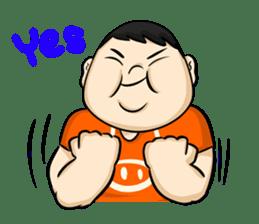Fat Boy Mr.Moo sticker #5051286