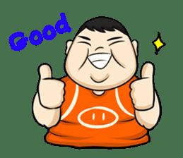Fat Boy Mr.Moo sticker #5051289