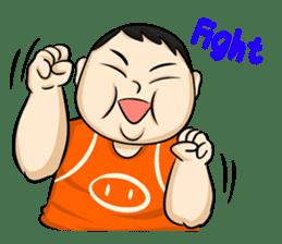 Fat Boy Mr.Moo sticker #5051297