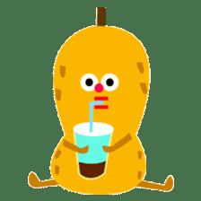 mischievous  peanuts. sticker #5053855