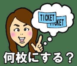 IDOL OTAKU GIRLS!!2 sticker #5055310