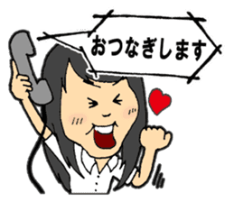 IDOL OTAKU GIRLS!!2 sticker #5055311